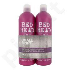 Tigi Bed Head Fully Loaded apimties plaukams suteikiantis rinkinys moterims, (šampūnas 750 ml + kondicionierius 750 ml)