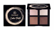 Dermacol Contour Palette, kompaktinė pudra moterims, 12g, (1)