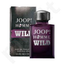 Joop Homme Wild, tualetinis vanduo (EDT) vyrams, 75 ml
