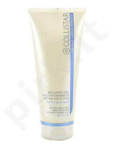 Collistar Extra-Delicate Multivitamin kondicionierius-gelis, kosmetika moterims, 200ml