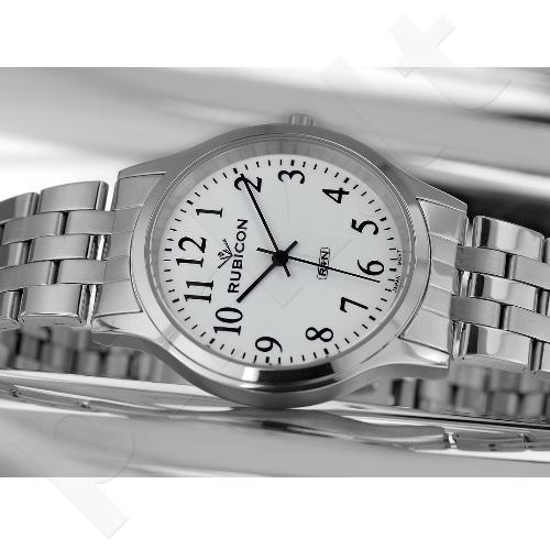 Vyriškas laikrodis RUBICON RNDD26SAWX03BX