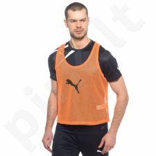 Skiriamieji marškinėliai treniruotėms Puma Blb 65398340 oranžinis