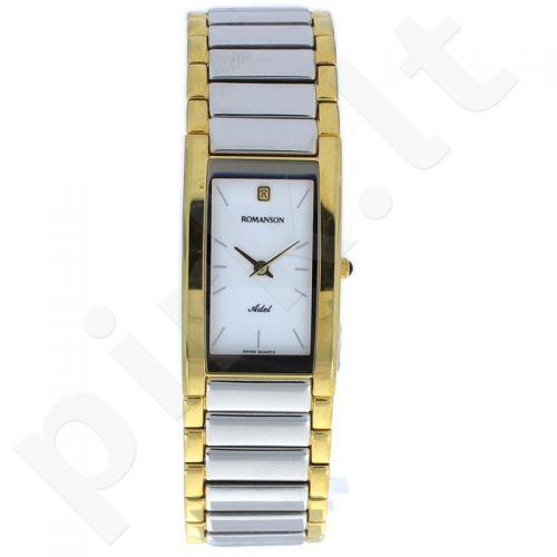Moteriškas laikrodis Romanson TM0141MCWH
