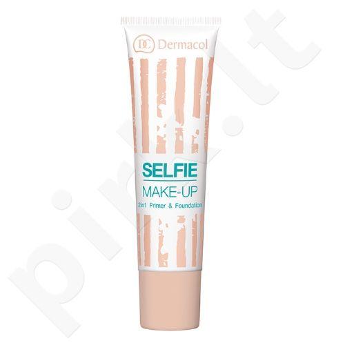 Dermacol Selfie makiažo pagrindas, kosmetika moterims, 25ml, (2)