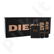 Diesel Bad rinkinys vyrams, (EDT 75 ml + dušo želė 100 ml + dušo želė 50ml)