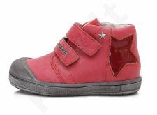D.D. step raudoni batai 22-27 d. da031334