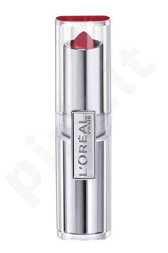 L´Oreal Paris Shine Caresse lūpdažis, kosmetika moterims, 4g, (06 Aphrodite Scarlet)