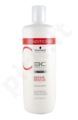 Schwarzkopf BC Cell Perfector Repair Rescue kondicionierius, kosmetika moterims, 1000ml