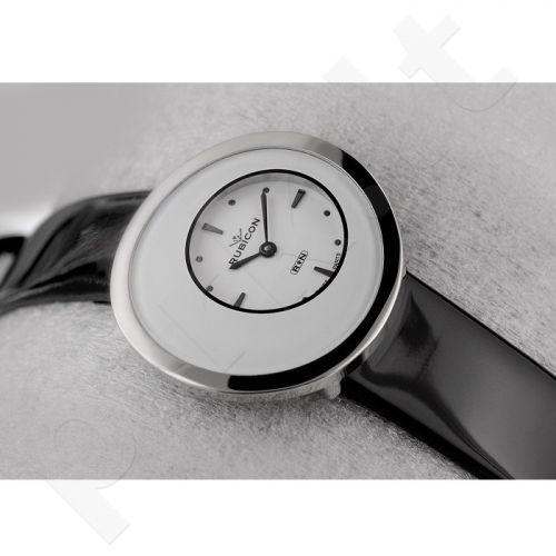 Moteriškas laikrodis RUBICON RNAC78TIWX03BX