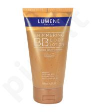 Lumene Natural Bronze Shimmering BB kūno losjonas, kosmetika moterims, 150ml