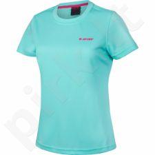 Marškinėliai bėgimui  Hi-Tec Goggi W mėlyna