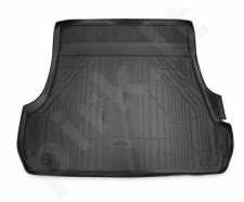 Guminis bagažinės kilimėlis TOYOTA Land Cruiser 200 2012-> (5 seats) black /N39035
