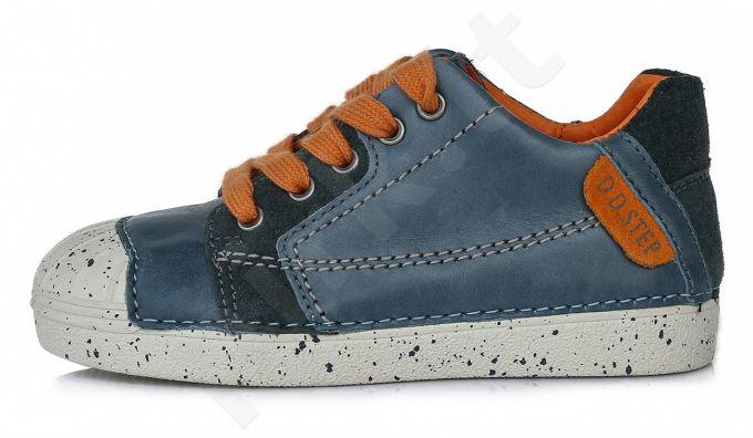 D.D. step tamsiai mėlyni batai 25-30 d. 043516m