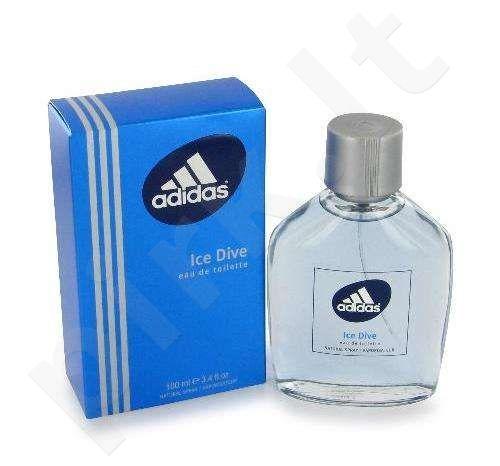 Adidas Ice Dive, tualetinis vanduo vyrams, 100ml