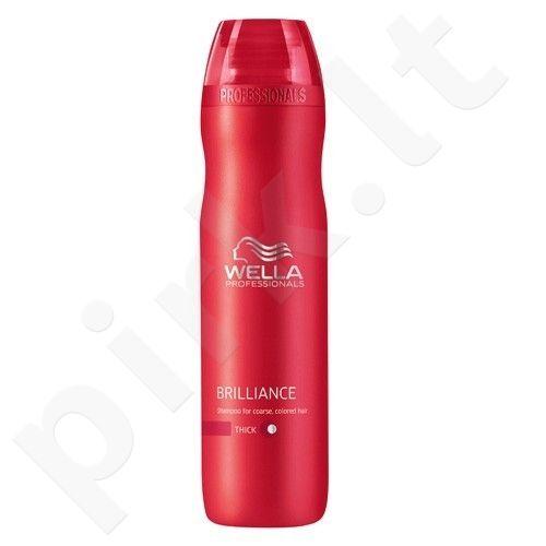 Wella Brilliance kondicionierius Thick Hair, 1000ml, kosmetika moterims