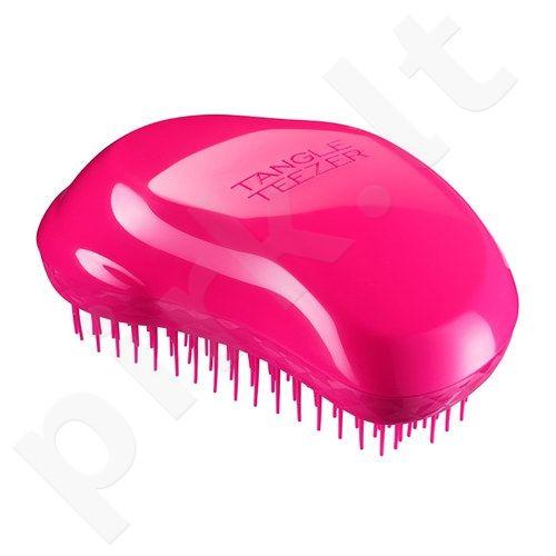 Tangle Teezer The Original plaukų šepetys, kosmetika moterims, 1pc, (Pink Fizz)