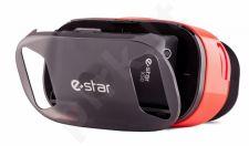 Virtualios realybės akiniai eSTAR Spectrum-VR1 Red