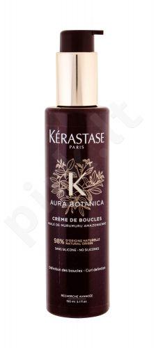 Kérastase Aura Botanica, Creme De Boucles, karštam plaukų formavimui moterims, 150ml