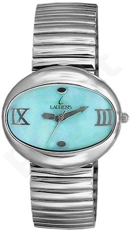 Laikrodis LAURENS   INSTINCT moteriškas Steel