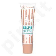 Dermacol Selfie makiažo pagrindas, kosmetika moterims, 25ml, (4)