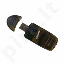 Atminties kortelių skaitytuvas Msonic SDHC/microSD/miniSD/MMC/RS-MMC/TF USB 2.0