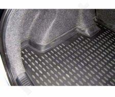 Guminis bagažinės kilimėlis TOYOTA Corolla hb 2002-2007 black /N39011