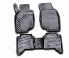 Guminiai kilimėliai 3D TOYOTA Hilux 2008-2015, 4 pcs. /L62047
