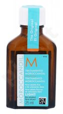 Moroccanoil Treatment Light Oil, plaukų aliejus ir serumas moterims, 25ml