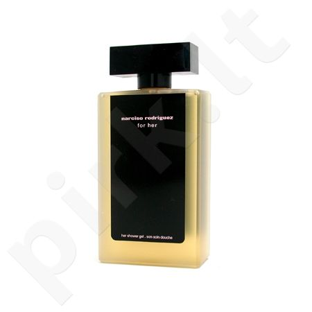 Narciso Rodriguez For Her, dušo želė moterims, 200ml