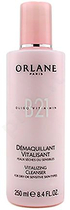 Orlane Demaquillant Vitalisant, kosmetika moterims, 250ml