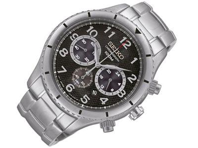 Seiko Classic SRW037P1 vyriškas laikrodis-chronometras