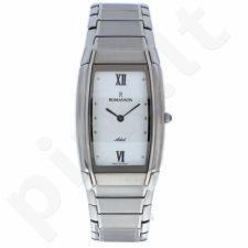 Moteriškas laikrodis Romanson TM2102MWWH
