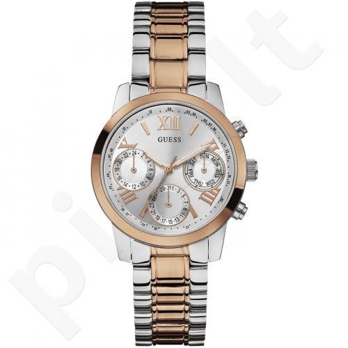 Moteriškas GUESS laikrodis W0448L4