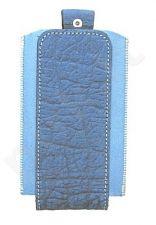 15-RG universalus dėklas 3 Ryg mėlynas croco