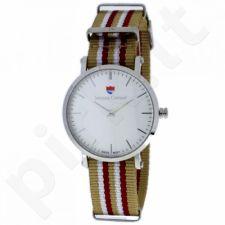 Moteriškas laikrodis Jacques Costaud JC-2SWN01