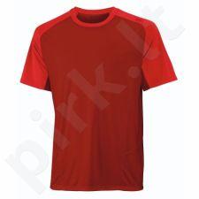 Marškinėliai tenisui Wilson Solana ClrBlock Crew WR1090900