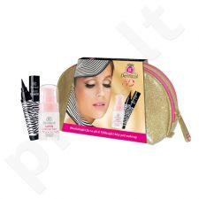 Dermacol Satin makiažo bazė Duo Kit rinkinys moterims, (15ml Satin makiažo bazė+ 2ml akių flomasteris + krepšys)