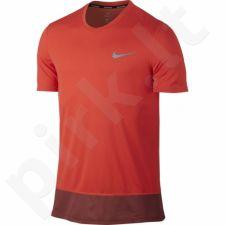Marškinėliai bėgimui  Nike Breathe Rapid Top M 833608-852