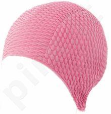 Kepuraitė plauk. mot. gum. BUBBLE 3115 43 pink