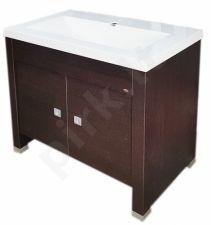 Vonios kambario spintelė su praustuvu F0005974
