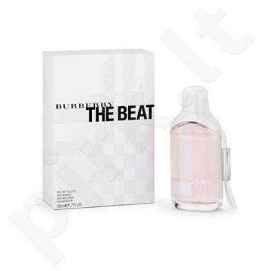 Burberry The Beat, tualetinis vanduo moterims, 30ml