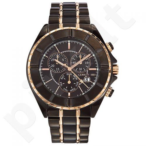 Vyriškas laikrodis Cerruti 1881 CRA006D221G