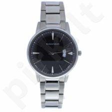 Vyriškas laikrodis Romanson TM4201MWBK