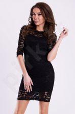 Emamoda suknelė - juoda 12006-4