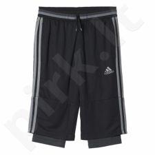 Sportinės kelnės futbolininkams Adidas Condivo16 3/4 Pants Junior AN9847