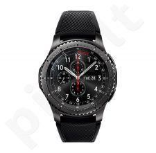 Išmanusis laikrodis Samsung Galaxy Gear S3 Frontier Tamsiai Pilkas