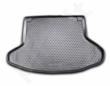Guminis bagažinės kilimėlis TOYOTA Prius hb 2003-2009 black /N39044