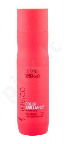 Wella Invigo, Color Brilliance, šampūnas moterims, 250ml