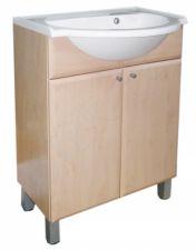 Vonios kambario spintelė su praustuvu F1001356 su koj.