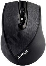 Pelė A4Tech V-TRACK G7-600NX-3 USB Matinė juoda